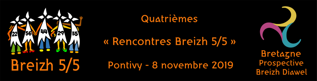 Vendredi 8 novembre 2019 : 4e Rencontres «Breizh 5/5» – Inscrivez-vous