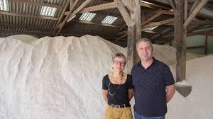 Ils recyclent les coquilles d'œufs à grande échelle dans le Morbihan