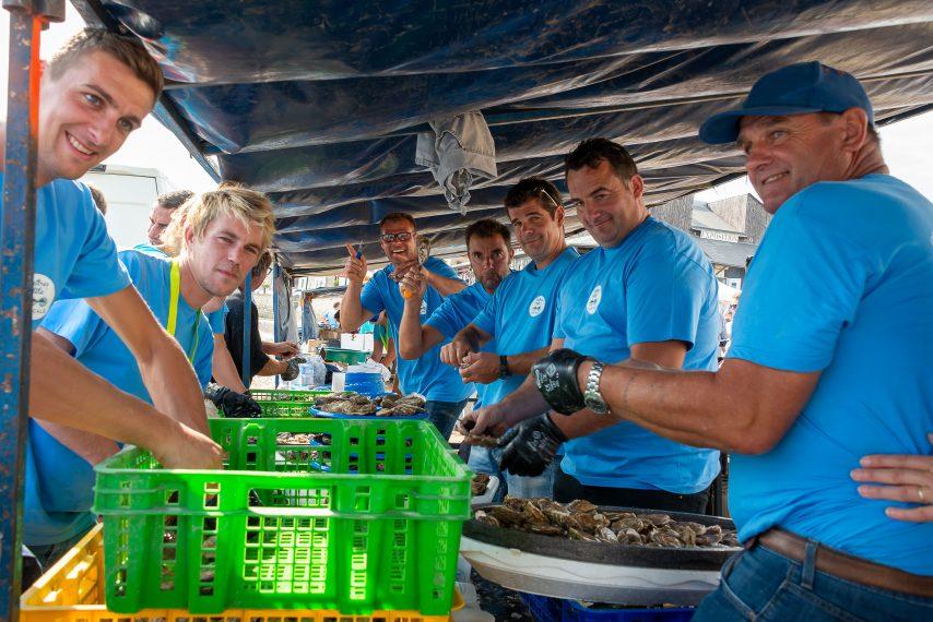 Les huîtres de Cancale inscrites au patrimoine culturel immatériel de l'Unesco