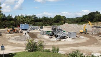Depuis 30 ans, Yprema transforme les déchets de chantier en ressources