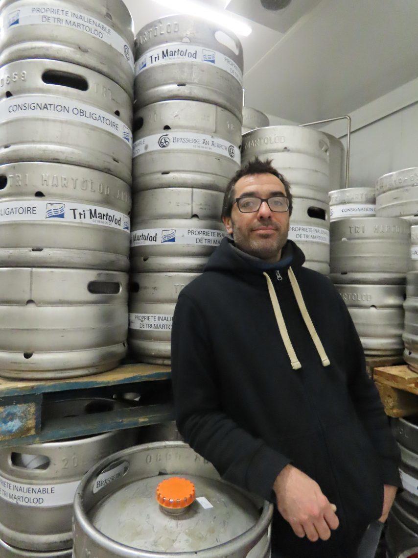 Bières artisanales en Bretagne : une filière en pleine effervescence
