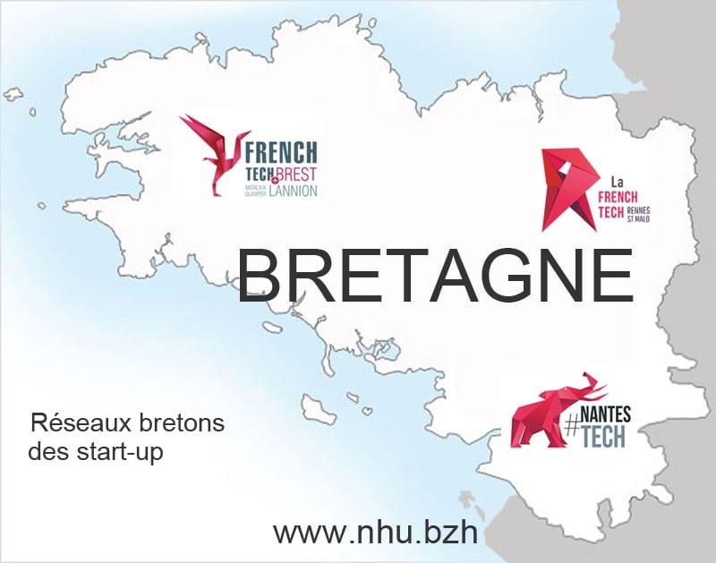 Les start-up bretonnes en force au CES2020 de Las Vegas
