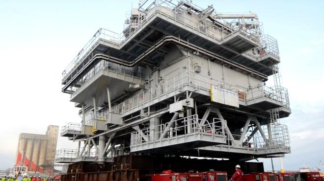 Le parc éolien offshore de Saint-Nazaire entre dans sa phase industrielle