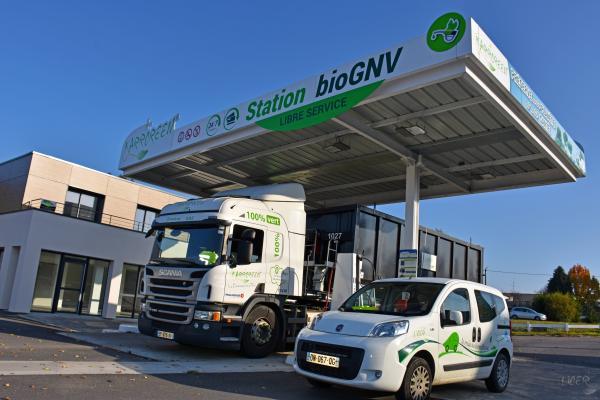 Quel financement pour les stations-services bioGNV de Karrgreen ?