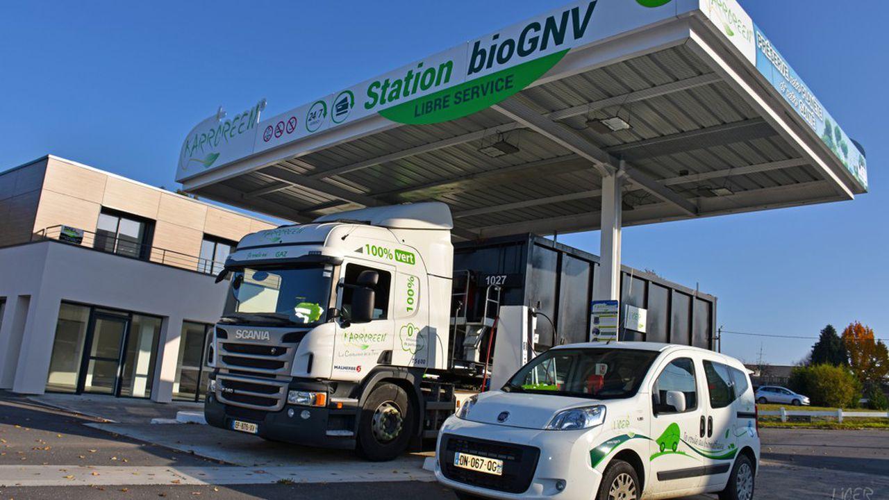 La Bretagne investit dans des stations de biogaz pour favoriser des transports plus «verts»