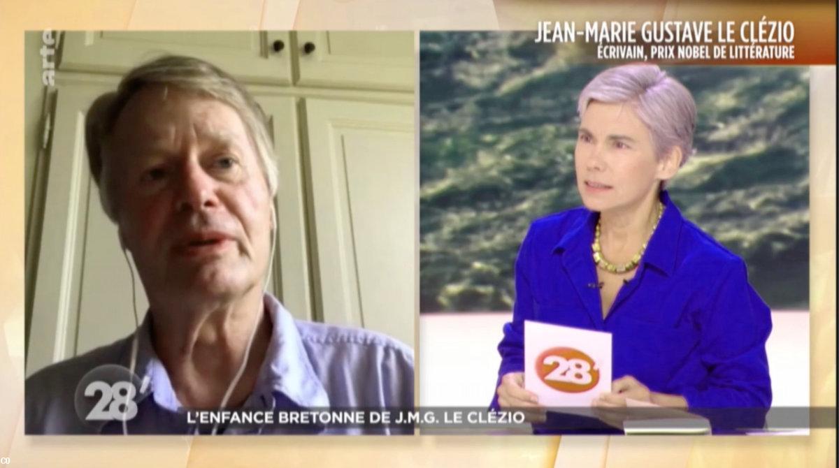 Jean-Marie Le Clézio souhaiterait une Bretagne autonome