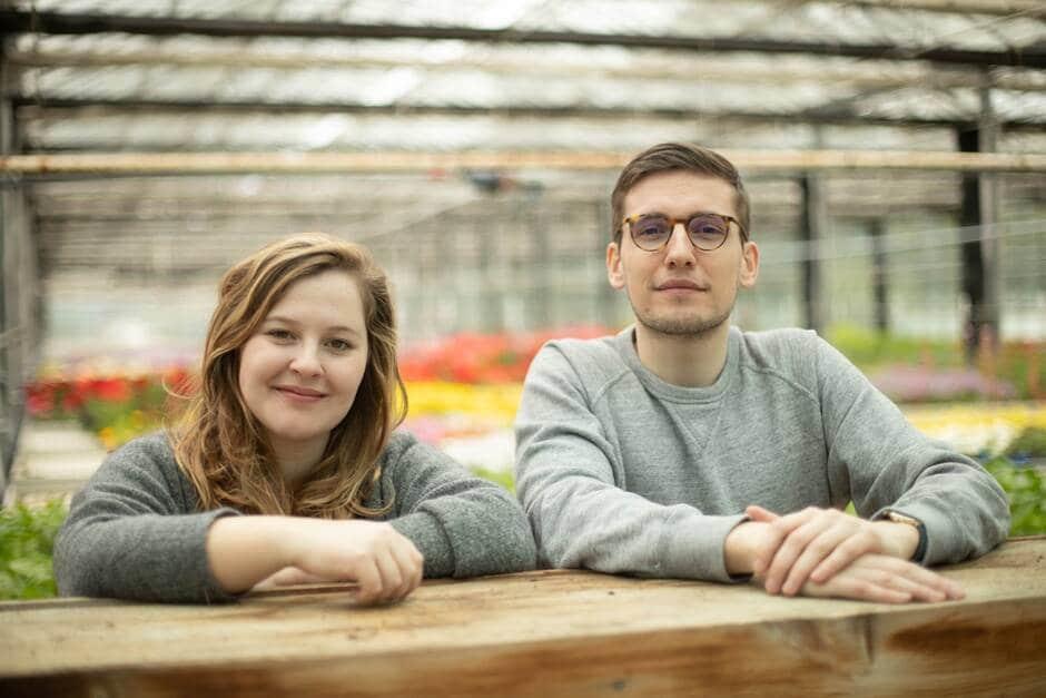 Deux Bretons inventent un meuble potager pour cultiver chez soi, même sans jardin…