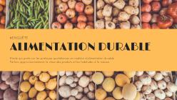 Alimentation durable : devenez testeur de l'appli Ti Miam