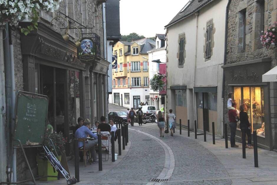 Numérique et commerce de proximité : l'étude de Bretagne Prospective dans Ouest-France