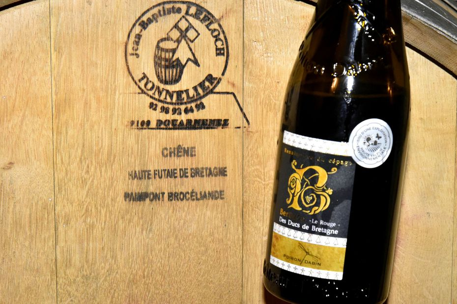 Nantes : la renaissance du Berligou, le vin des Privilèges