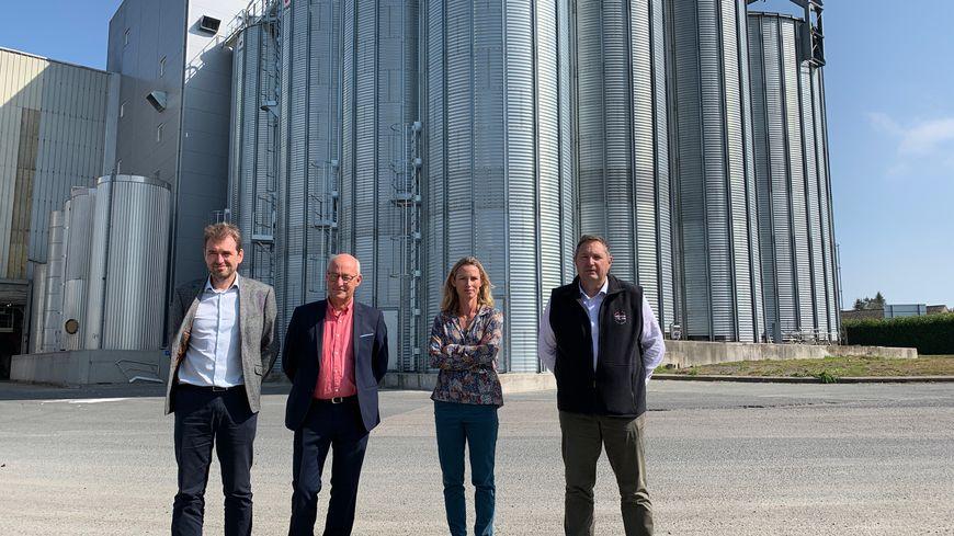 Des industriels bretons lancent la première filière locale de protéines végétales