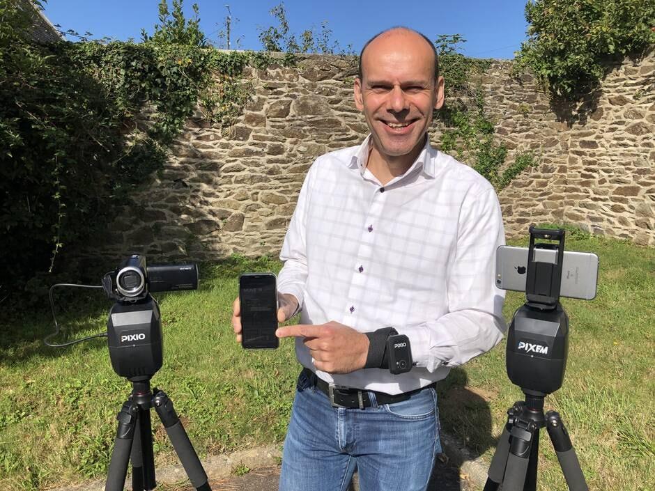 Brest. Les robots caméras bretons font un carton mondial