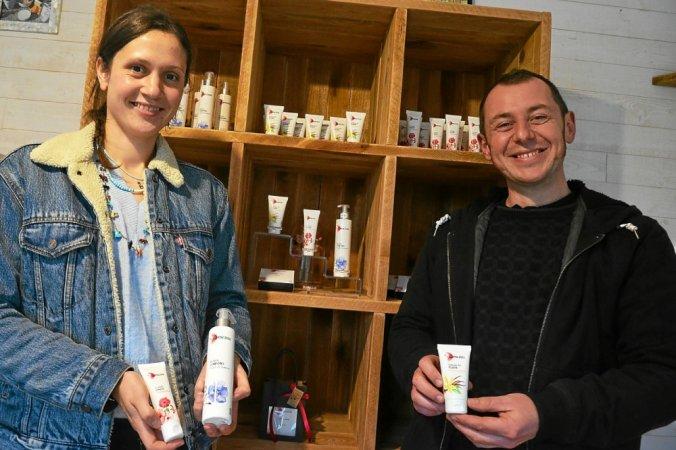 La Bretagne se refait une beauté à partir de lait de jument biologique