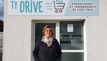 Brest : Ty Drive fait le bonheur des consommateurs