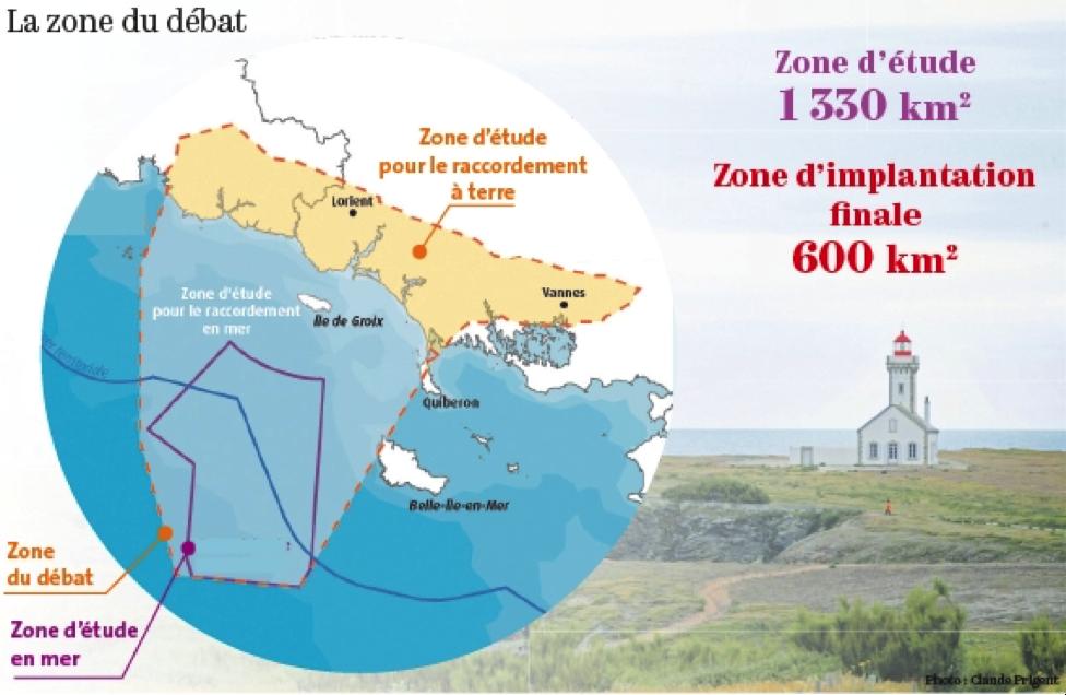 Grands projets éoliens : un avenir pour la Bretagne ?