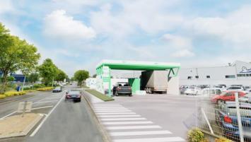 Vannes (56). La station hydrogène Hygo sera mise en service en octobre 2021