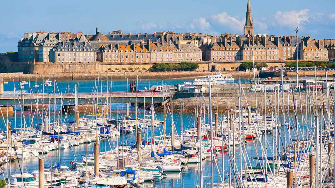 Brexit et Covid : Saint-Malo et Roscoff en cale sèche