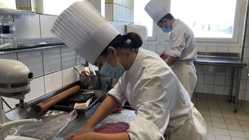 Le lycée hôtelier de la Guerche-de-Bretagne remporte le Concours des Jeunes Talents de la restauration