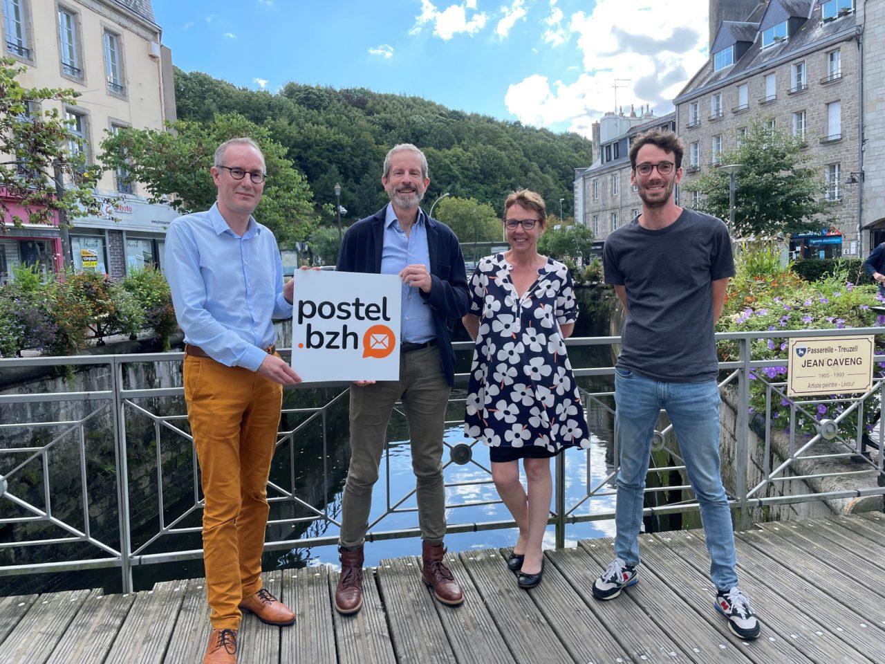 L'association www.bzh et Mailo lancent postel.bzh, la messagerie bretonne qui respecte votre vie privée
