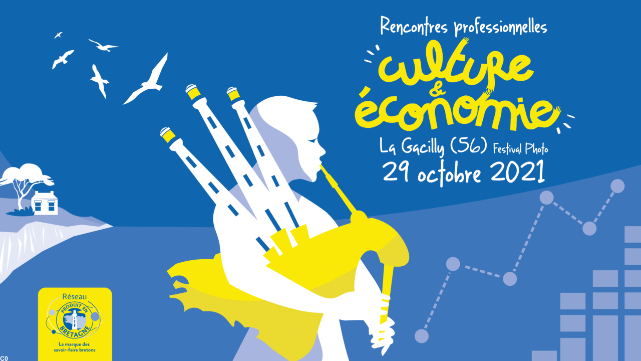 Rencontres professionnelles Culture et Economie en Bretagne le 29 octobre