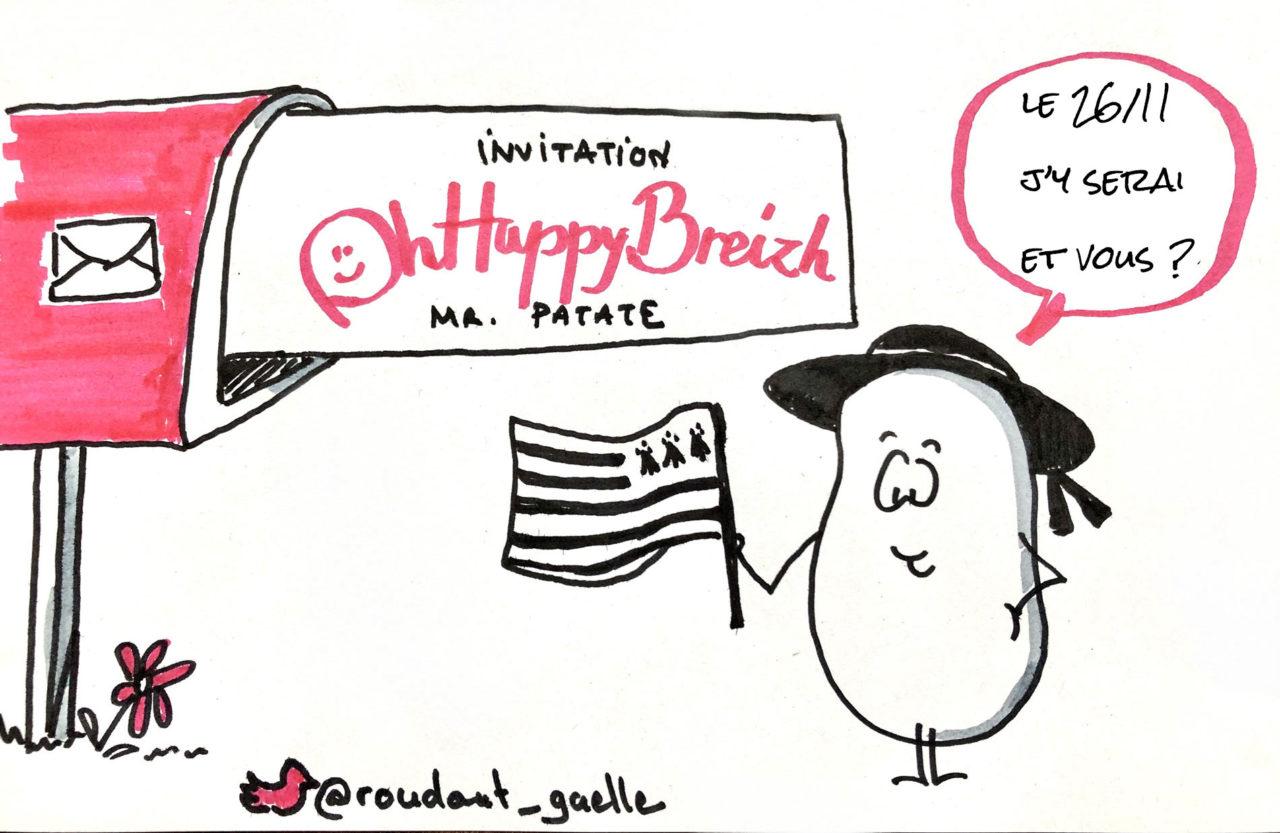 OhHappyBreizh : osez l'audace et la bienveillance